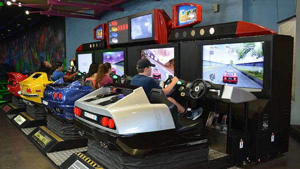 Attractions At Tilt Studio At Katy Mills Mall In Katy Tx