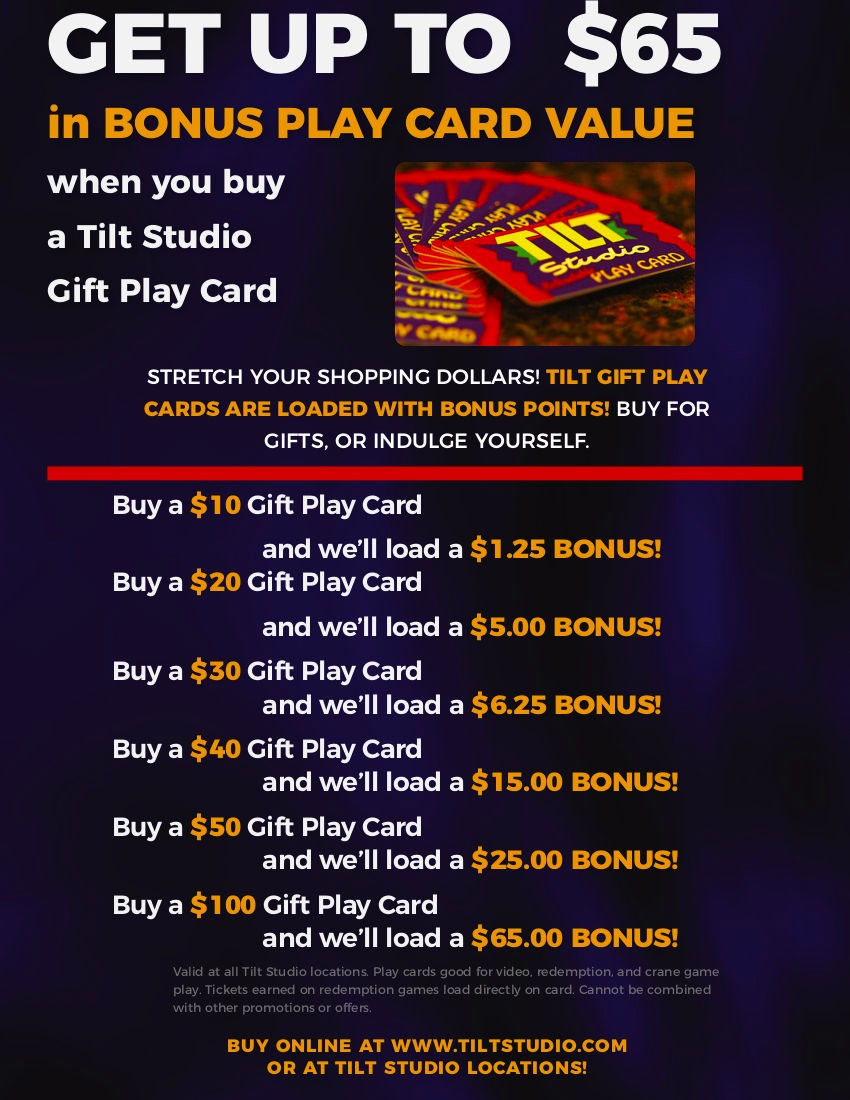 Gift Play Cards
