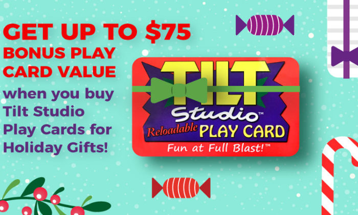 Holiday Play Card Special 2018