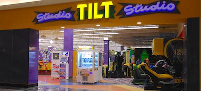 Tilt Studio Solomon Pond Mall, Massachussetts