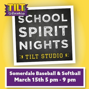 Somerdale Basketball and Softball Spirit Night