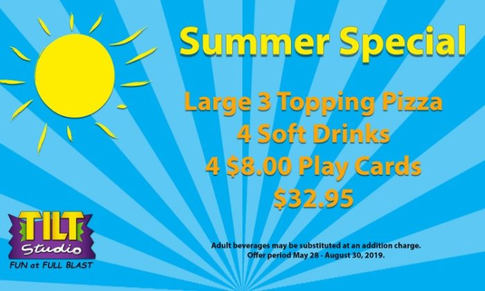 Summer Sale Tilt Studio Tempe