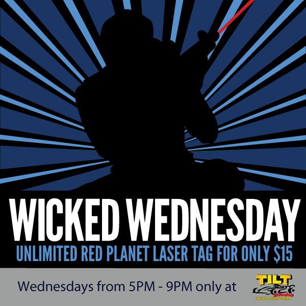 TILT INDIANAPOLIS WICKED WEDNESDAYS