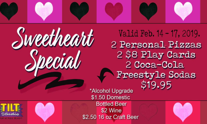 Valentines Promotion Arizona Mills