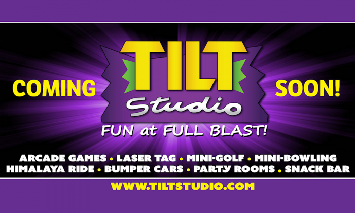Coming Soon TILTSTUDIO to Beaumont, TX at Parkdale Mall