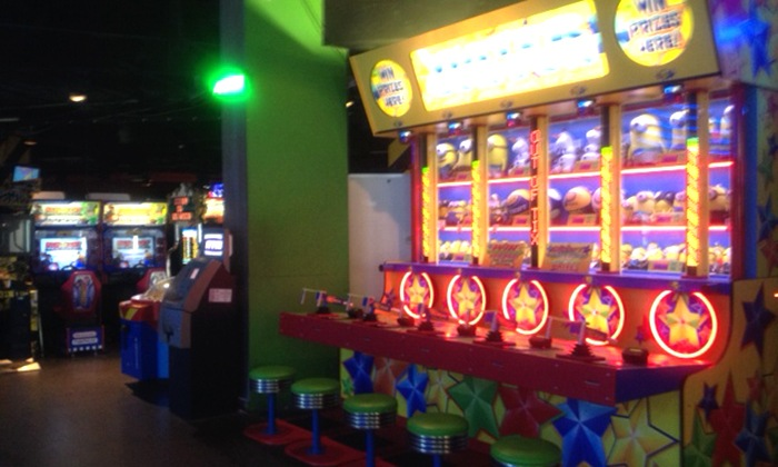 Attractions At Tilt Studio At Circle Centre Mall In
